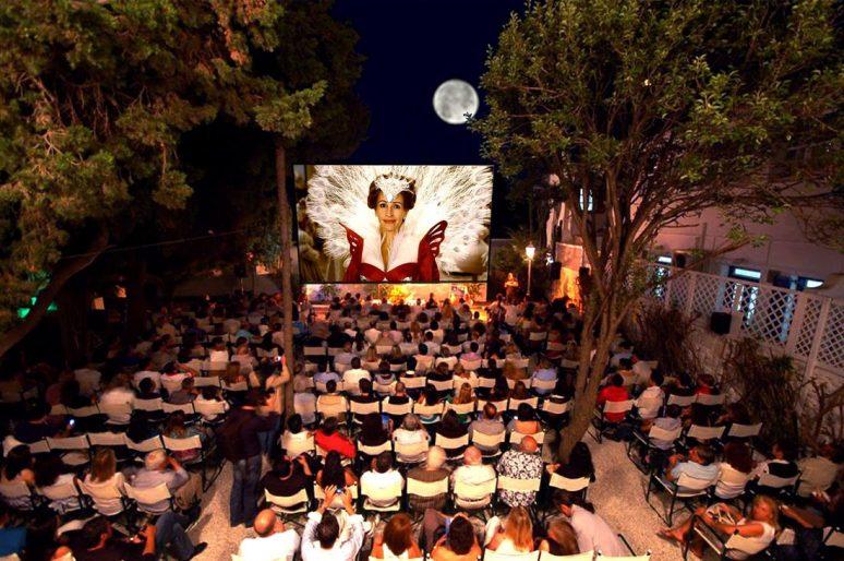 Cine Manto, Mykonos