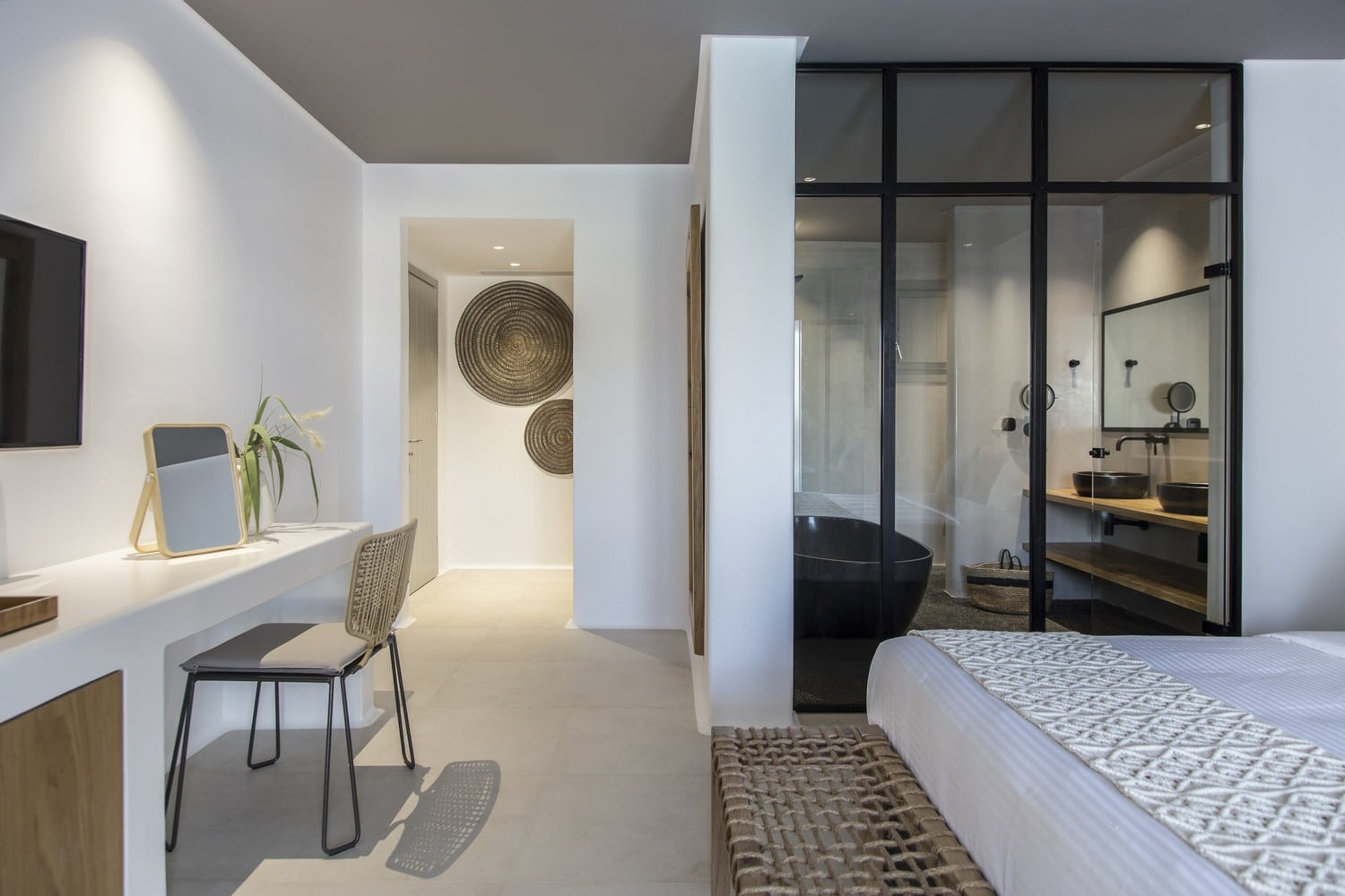 Junior Suite with Private Pool – Room View