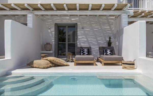 Suite Summer con piscina privata