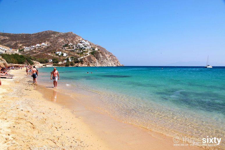 Elia Beach, Mykonos